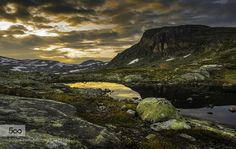 //LAST  LIGHT by gautehatlem #landscape #travel