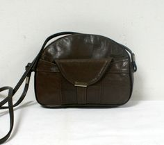 Mini sac vintage cuir marron lamerelipopette.com