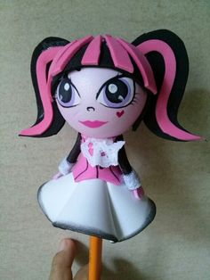 Fofulapiz Draculaura de monster high
