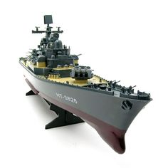 USS Missouri BB 63 US Navy Battleships RC Warship Military Boat Kits Boat Model #POCODIVO