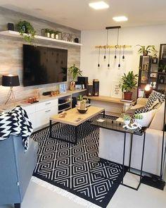 52 Cozy Decor To Rock This Season interiors homedecor interiordesign homedecortips Easy Home Decor, Home Decor Trends, Living Room Designs, Living Room Decor, Interior Design Boards, Interior Decorating Styles, Decorating Games, European Home Decor, Contemporary Decor