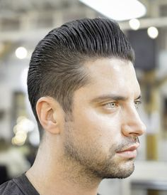 awesome 65 Fabulous Rockabilly Hair For Men - Epochal Tradition