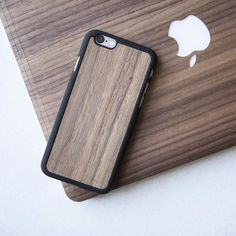 On Tuesday your walnut iPhone case is not going to be alone anymore  Our wooden MacBook skins are launching on Tuesday 12:30 pm #woodd #macbook #woodworking
