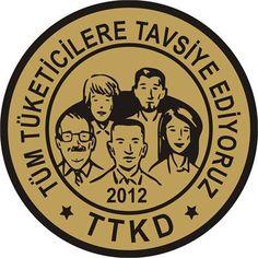 """TTKD """"Tüm Tüketicilere Tavsiye Ediyoruz"""" - Logo"""