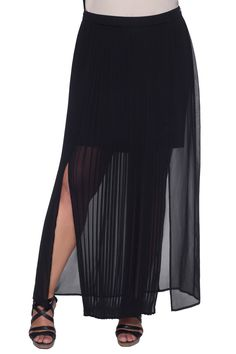 Mynt 1792 - Molly Skirt in Black