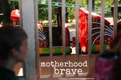 motherhood brave - thoughts on how the motherhood everyday is truly brave. {finding joy}