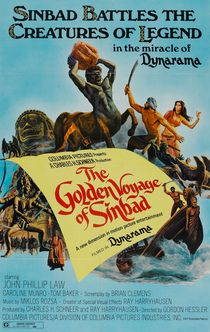 Ray Harryhausen - The Golden Voyage Of Sinbad