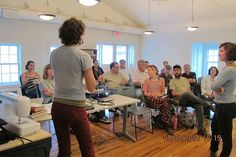 A local Financial Permaculture class kicked off in October at the Staunton Makerspace, we talked about the up and coming local investment opportunities!