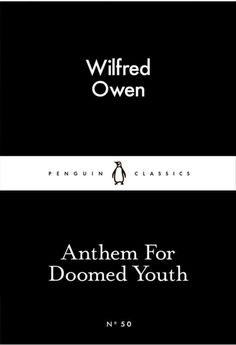Reading Online, Books Online, Wilfred Owen, 100 Books To Read, Penguin Classics, Classic Books, Penguins, Audiobooks, This Book