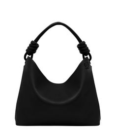 Loewe Black Leather Hobo Bag Hand Bags 2017, Purse Styles, Small Bags, Loewe fd8fe0bddb