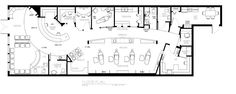 Plan option Interior Design Gallery, Interior Design Pictures, Office Interior Design, Office Interiors, Office Designs, Office Ideas, Interior Ideas, Dental Office Design, Healthcare Design
