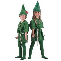 Child's Peter Pan Halloween Costume (Size: Small 6-8) --- http://previ.us/109