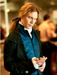 Vampire Lestat from Anne Rice's Interview with the Vampire