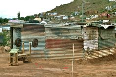 The house of the future? Once materials are in short supply, how would you build traditional houses?