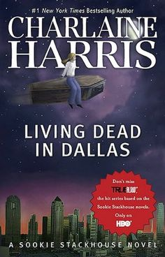 Second Book in the Sookie Stackhouse series - LOVE this series :O)