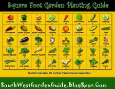 Southern California Garden Guide - Basic Gardening: Mel Bartholomew Square Foot Garden - Small Space and Urban Garden Made Easy