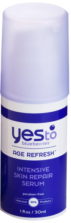 Give your skin the Blueberries treatment #Yestoblueberries Yes to Blueberries!