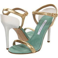 diane von furstenberg rehani  these are very nice and sexy. Perfect for the pastel colors!