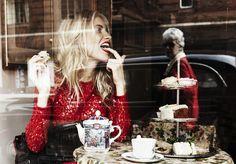 Poppy Delevigne - Life Style Mirror - I was shot by Billy Kid