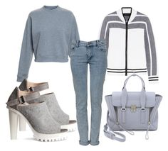 """""""Untitled #2183"""" by fiirework ❤ liked on Polyvore featuring rag & bone, Acne Studios, Cheap Monday, H&M and 3.1 Phillip Lim"""