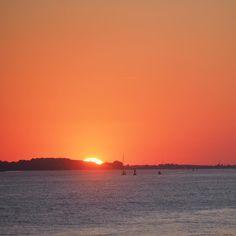 Blankenese ganz orange #hamburg #beautiful #photooftheday #instagood #bestoftheday #urban #urbanromantix #welovehh #sunset #falkensteinerufer #wearehamburg #igers_hamburg #capture #moments #instagood #elbe #segeln #sailing #bs_world #worldbestshot_ig #ig_hamburg #best_streetview #shhared #loves_germany #ig_worldclub #bnw_captures #igglobalclub