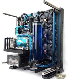 These guys from @psionic_ahn always do some crazy loops and you can see this one is amazing as any other done by them... With Thermaltake P5 open case, this build looks even better... Really amazing work... More right away... ••••••••••••••••••••••••••••••••••••••••••••••• Follow my friend for awesome builds: @pcmodbuilds Follow my brother for great gameplay: @itsm8mario ••••••••••••••••••••••••••••••••••••••••••••••• Instagram: @pc.crazy ••••••••••••••••••••••••••••••••••••••••••...