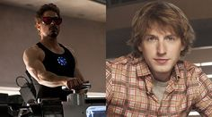The Tinkerer  -  Marvel Avenger: Iron Man -   Whedon Avenger: Topher Brink (Dollhouse)