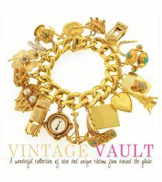 I love charm bracelets