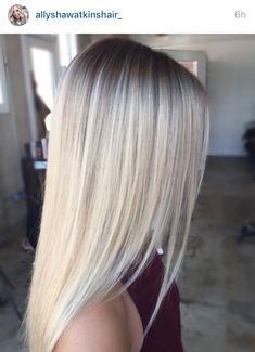 Rooty blonde