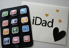 tarjeta iphone dia del padre 2015