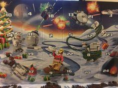 Lego Star Wars Advent Calendar - Day 20 — Bright Green Penguin