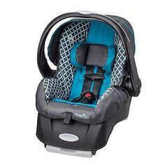 Evenflo Embrace LX Infant Car Seat ~~ Monaco ~~ Brand New !!!