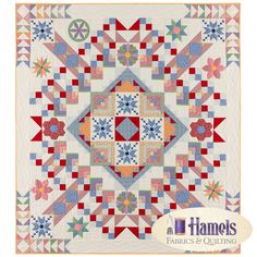 - Aunt Grace Simple Sampler Block of the Month -