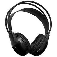 Wireless IR Mobile Video Stereo Headphones