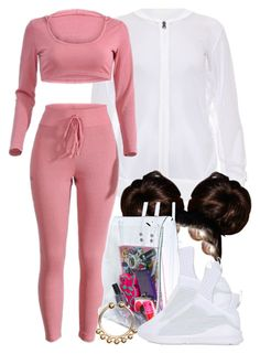A fashion look from September 2016 featuring kimono robe, bikini two piece and art deco earrings. Browse and shop related looks. Cute Outfits With Jeans, Cute Lazy Outfits, Simple Outfits, Lit Outfits, Fall Outfits, Polyvore Outfits, Polyvore Fashion, American Apparel, Clothes For Women