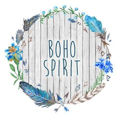 Wood Plank Boho Logo - Premade Logo, Custom Logo Design, handmade, rustic, photography, fashion boutique, typography, vintage logo, feather by GypsySoulDesignShop on Etsy https://www.etsy.com/listing/254483791/wood-plank-boho-logo-premade-logo-custom