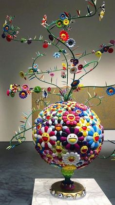 Takashi Murakami, Art, Kunst, Art Education, Artworks