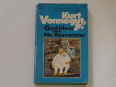 Kurt Vonnegut, Jr. - God Bless You, Mr. Rosewater - Dell 1970 Paperback Book - Pearls Before Swine - Vintage Fiction Book - American Novel by notesfromtheattic on Etsy