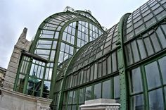 schmetterlinghaus vienna austria - Google Search Butterfly House, Art Nouveau Architecture, Family Days Out, Vienna Austria, Great Places, Louvre, Tropical, Adventure, Google Search