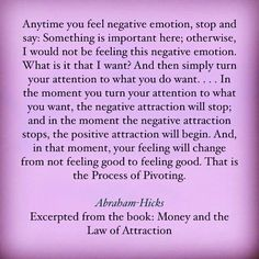 Abraham Hicks - Law of attraction