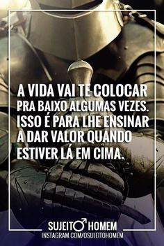 Frases Vikings, Gentleman, Quotations, Portuguese Quotes, Chistes, Sayings, Bakery Store, Inspirational Quotes, Motivational