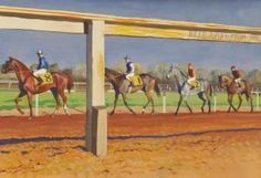 Four Riders - John Philip Falter