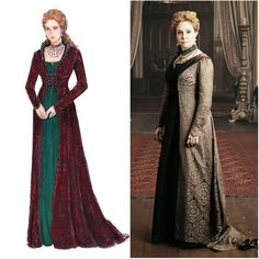 High-Fashion Historic Hybrid - The Costume Design of Reign - Our interview with Costume Designer Meredith Markworth Pollack - Tyranny of Style