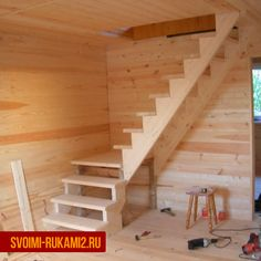 Shocking Attic Remodel Home Decor Ideas - R. Werner - Shocking Attic Remodel Home Decor Ideas Best Useful Ideas: Attic Living Offices attic study sloped ceiling. Attic Stairs, House Stairs, Garage Attic, Garage Closet, Stairs Master, Narrow Staircase, Small Garage, Closet Bedroom, Attic Renovation