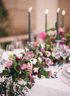 Dekoracja stołów na wesele 2017: uwaga do najnowsze trendy w dekoracji! Image: 13
