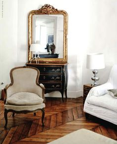 the floor! Rooney Robison Antiques...Our Style File!