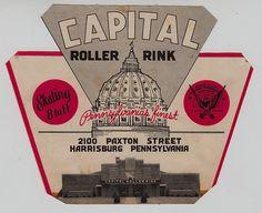 Capital Roller Rink - Harrisburg, Pennsylvania | Flickr - Photo Sharing!