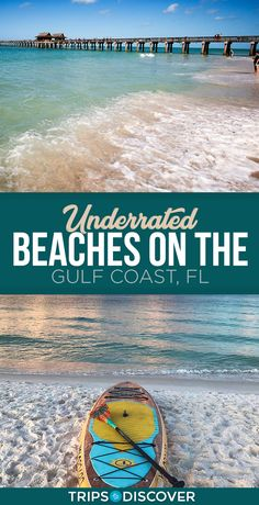 13 Underrated Beaches on the Gulf Coast of Florida – Travel Florida Usa, Florida Gulf Coast Beaches, Visit Florida, Florida Travel, Travel Usa, Destin Florida, Beach Travel, South Florida, Florida Keys