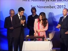 Aishwarya Rai Bachchan celebrates birthday with French embassy.