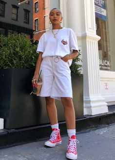 Trendy Outfits, Summer Outfits, Fashion Outfits, Images Esthétiques, Street Style Edgy, Poses, Swagg, Everyday Outfits, Look Fashion